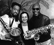 New Morning - Chico Freeman, Mme Farhi, Manu Di Bango