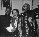 New Morning - Lester Bowie, Mme Farhi, Don Moye
